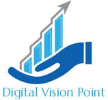 Digital Vision Point Logo